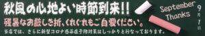 キャンペーン・セール秋バージョン配信中^^